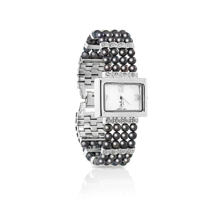 Watch with square face