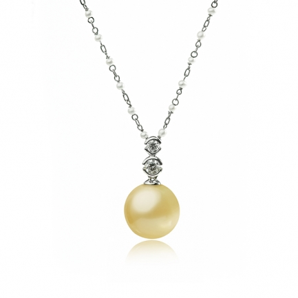 South Sea gold necklace