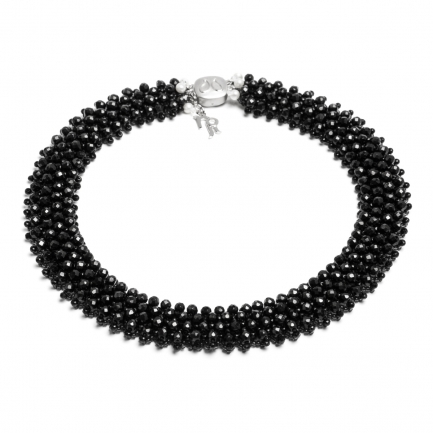Penelope spinel necklace